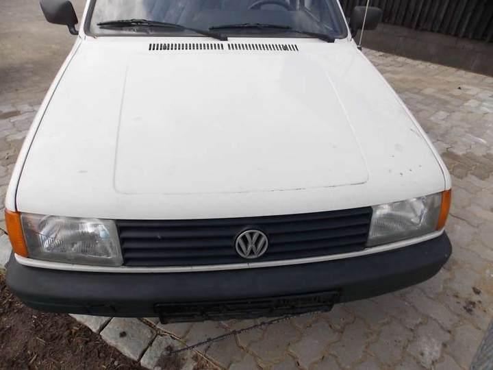 vw polo ii 2 lim. coupé  bild1