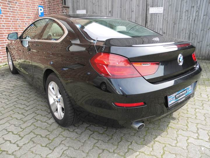 bmw 6er reihe coupé  bild1