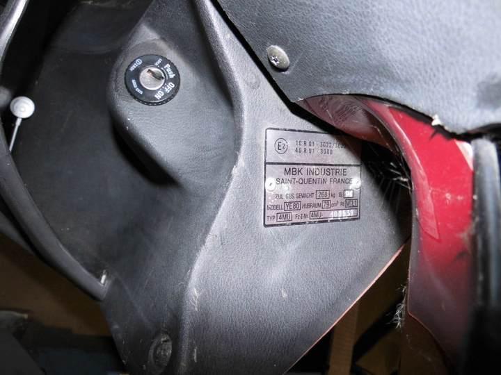 sonstige motorroller  bild1