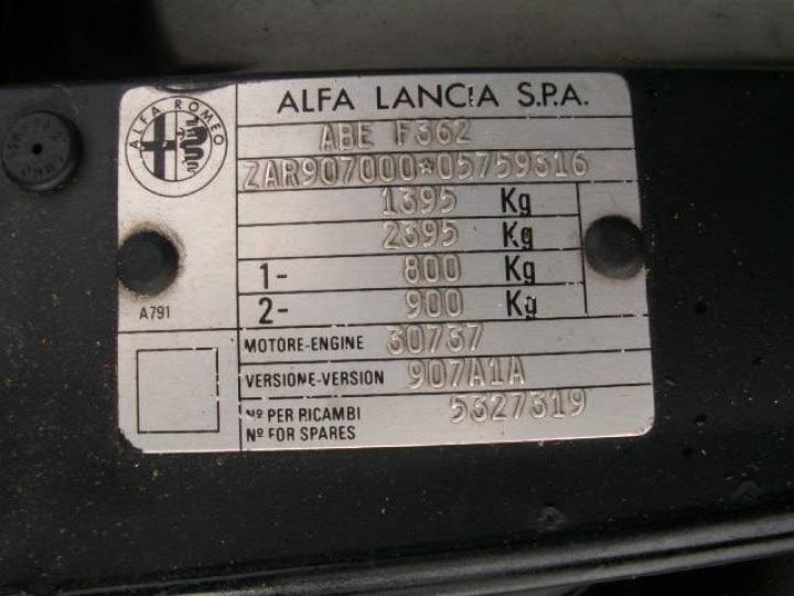 alfa romeo 33 lim. kombi  bild1