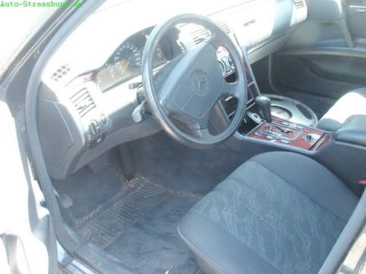 mercedes benz e klasse limo und  bild1