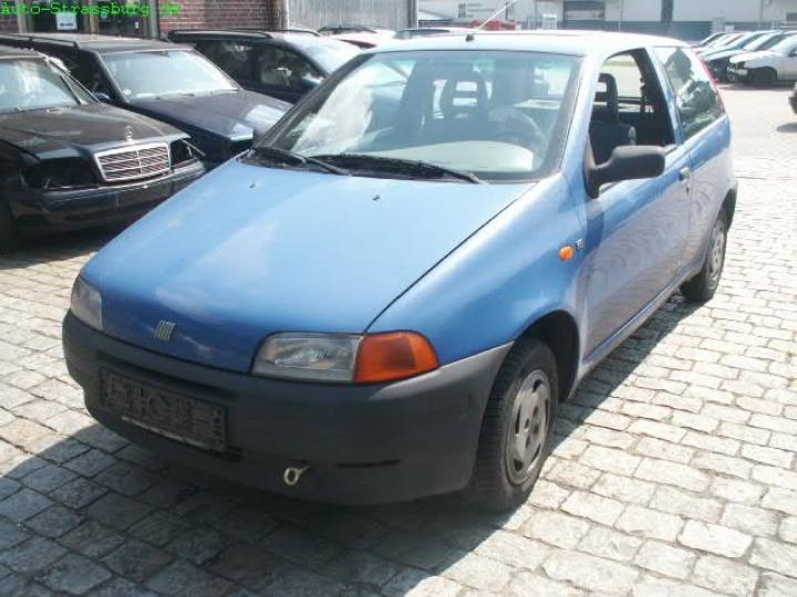 fiat lancia punto lim. cabriolet bild1