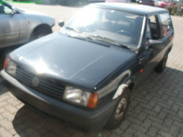 vw polo ii 2 lim. coupé  bild1