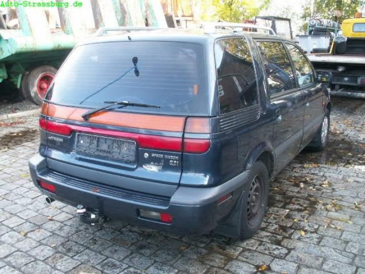 mitsubishi space wagon  bild1