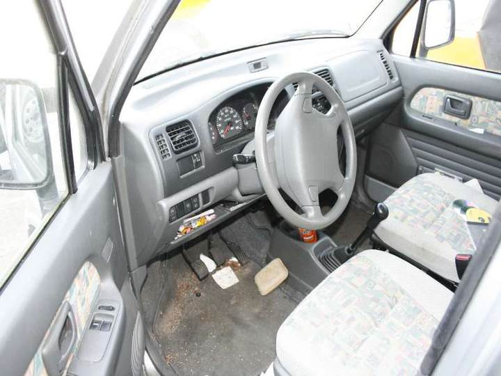 suzuki wagon r+  bild1
